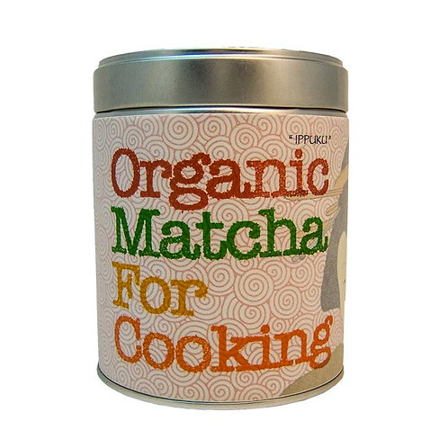 Organic Matcha For Cooking