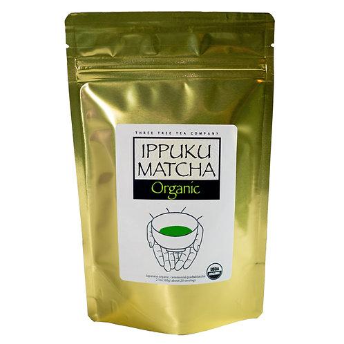 Organic Matcha 60g Bag