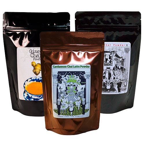 Tea Latte Variety Pack-D
