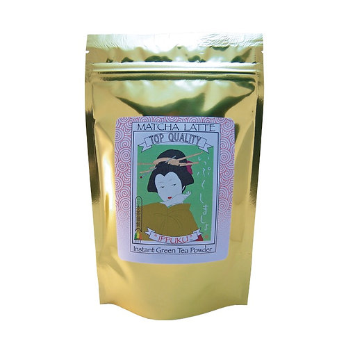 Wholesale Matcha Latte 8oz Bag