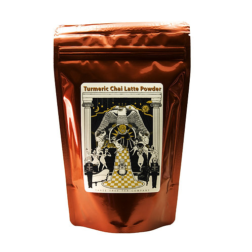 Turmeric Chai Latte 1LB Bag