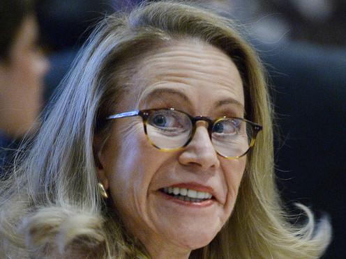 La ministra del dióxido de carbono