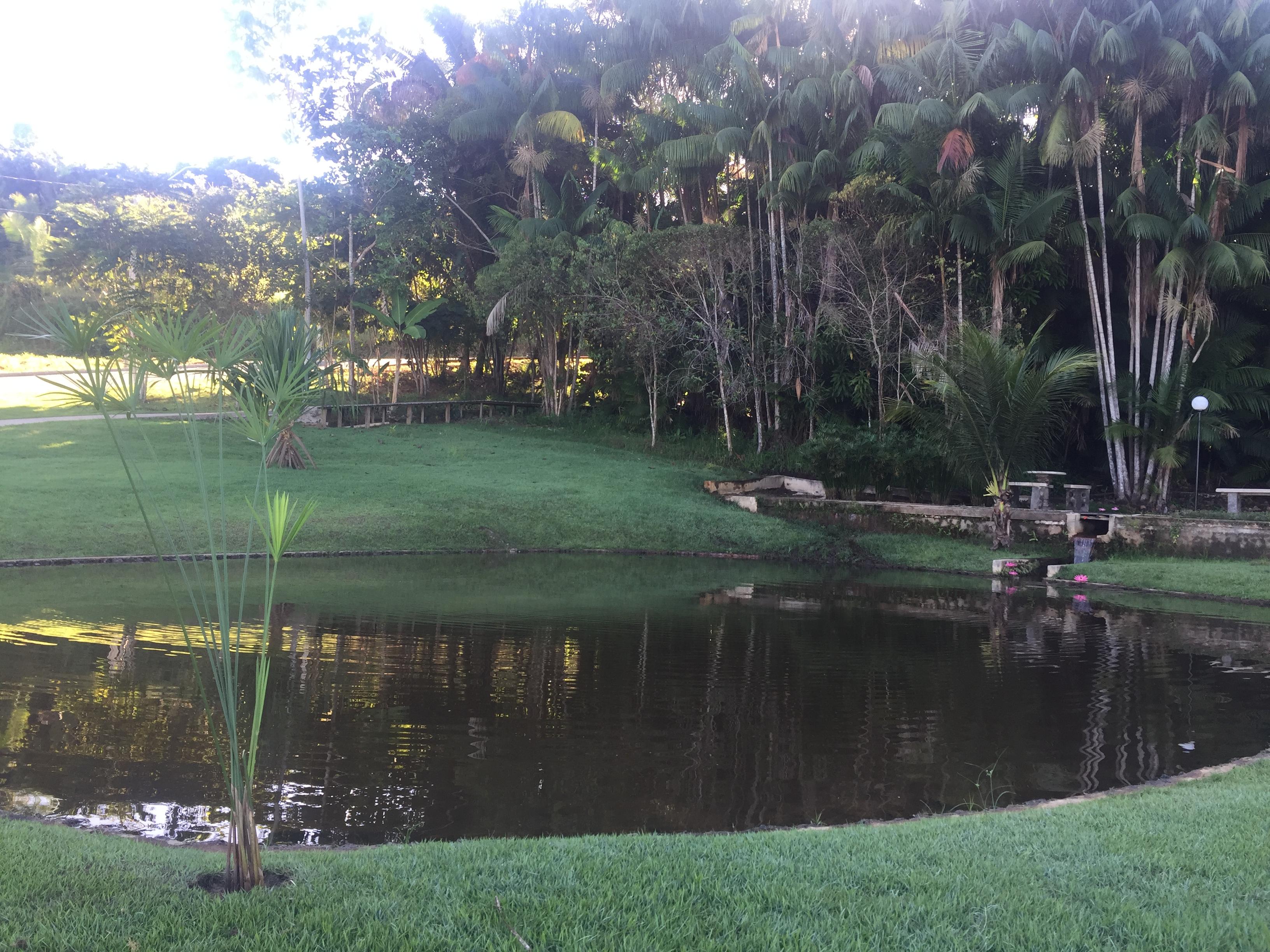 Um dos nossos lagos