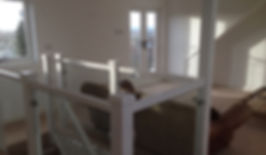 Loft conversion to bedroom and ensuite, Nottingham