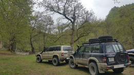 jeep tour romania
