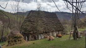 traditional roof Apuseni romaniabyjeep.c