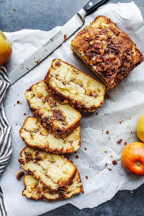 Apple & Cinnamon Mini Loaf