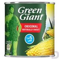 GREEN GIANT ORIGINAL SWEETCORN 340 G