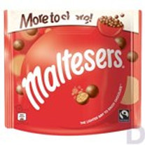 MALTESERS CHOCOLATE MORE TO SHARE POUCH BAG 189 G