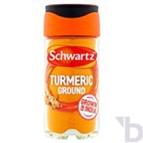 SCHWARTZ TURMERIC 37 G JAR