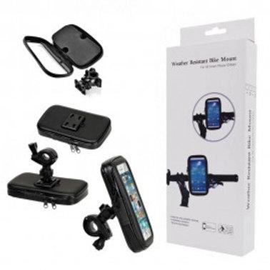WEATHER RESISTANT BIKE MOUNT STAND CASE FOR BIKE PHONE HOLDER