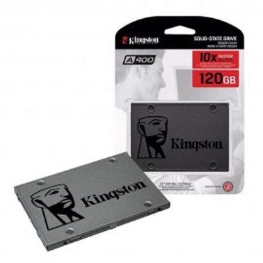 Kingston KTC 120GB A400 SATA 3 2.5