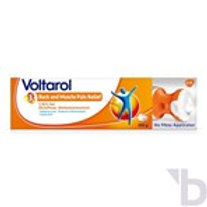 VOLTAROL BACK AND MUSCLE PAIN RELIEF GEL