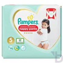 PAMPERS PREMIUM PROTECTION SIZE