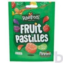 RONWNTREES FRUIT PASTILLES SWEETS SHARING BAG 150 G