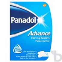 PANADOL ADVANCE PAIN RELIEF TABLETS