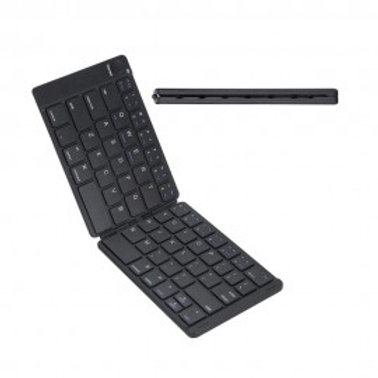 RECHARGEABLE POCKET SIZED WIRELESS KEYBOARD FOR ANDROID WINDOWS LAPTOP TABLET
