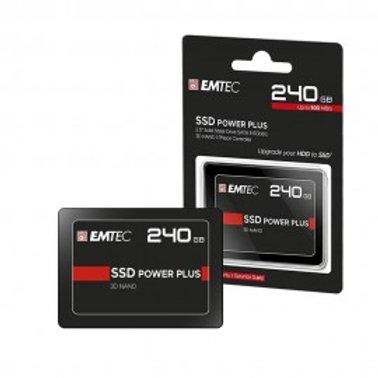 EMTEC 240GB SSD POWER PLUS 240