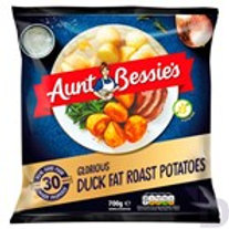AUNT BESSIES GLORIOUS DICK FAT ROAST POTATOES 700 G
