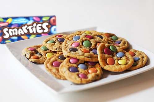 Smarties Cookie
