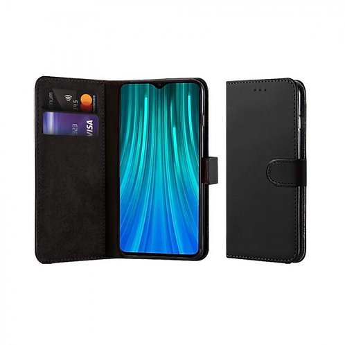 COMPATIBLE BOOK CASE WITH WALLET SLOT FOR XIAOMI REDMI NOTE 8 PRO