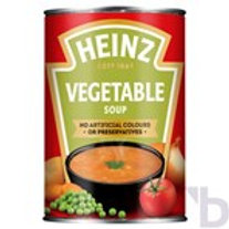 HEINZ VEGETABLE SOUP 400 G
