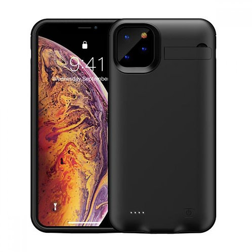 EXTERNAL BATTERY CASE FOR IPHONE 11 PRO 4200MAH