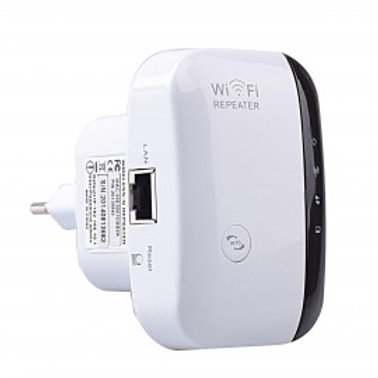 WR01 300MBPS WIRELESS REPEATER ROUTER WIFI SIGNAL EXTENDER