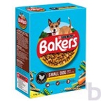 BAKERS SMALL DRY DOG FOOD CHICKEN
