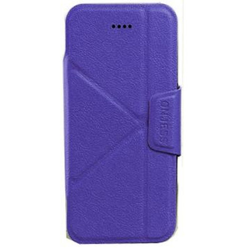 ONJESS LEATHER FLIP CASE FOR IPHONE 7 BLUE