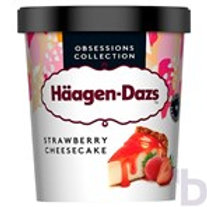HAAGEN DAZS STRAWBERRY CHEESECAKE ICE CREAM 460 ML