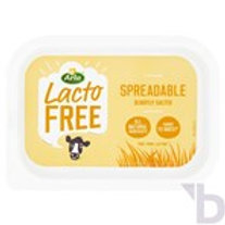 ARLA LACTOFREE SLIGHTLY SALTED SPREADABLE 250 G