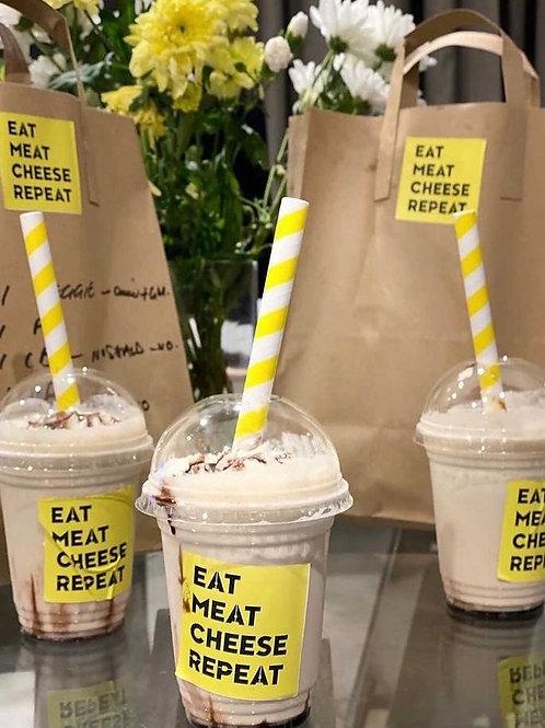 Kinder bueno milkshake