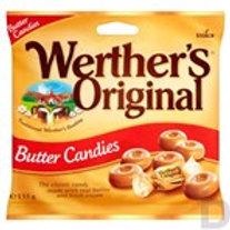 WERTHERS ORIGINAL BUTTER CANDIES 135 G