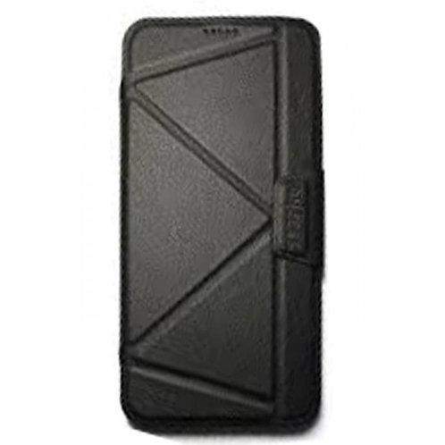 ONJESS LEATHER FLIP CASE FOR IPHONE 7 BLACK