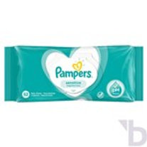 PAMPERS SENSITIVE BABY WIPES 1 PACK