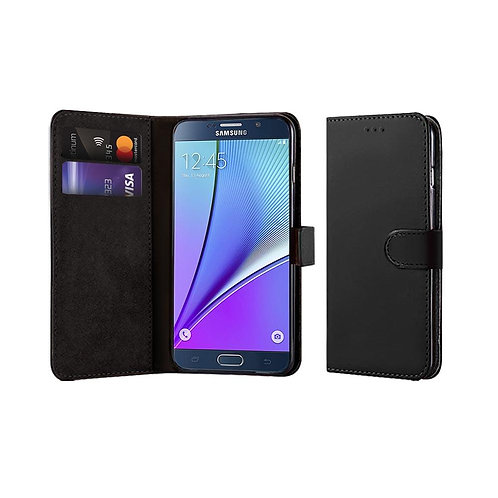 COMPATIBLE BOOK CASE WITH WALLET SLOT FOR SAMSUNG NOTE 5 (N920)