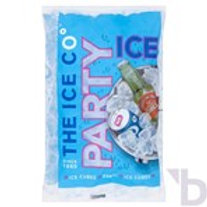 THE ICE CO PARTY ICE CUBES 2 KG