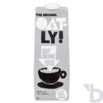OATLY OAT DRINK BARISTA EDITION LONG LIFE 1 LITRE