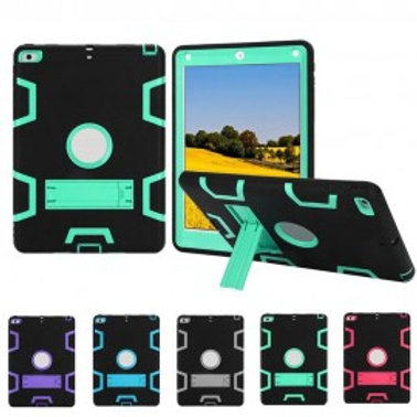 MIX COLOR KICKSTAND STAND CASE COMPATIBLE FOR IPAD