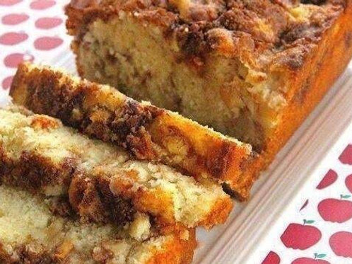 Apple & Cinnamon Loaf to share