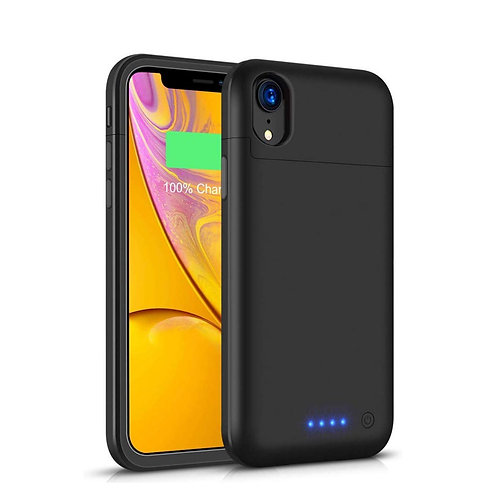 EXTERNAL BATTERY CASE FOR IPHONE XR 5000MAH