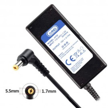 CE APPROVED REPLACEMENT ACER LAPTOP ADAPTER 19V 4.74A MODEL-AF09