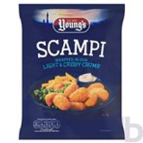 YOUNGS SCAMPI 220 G