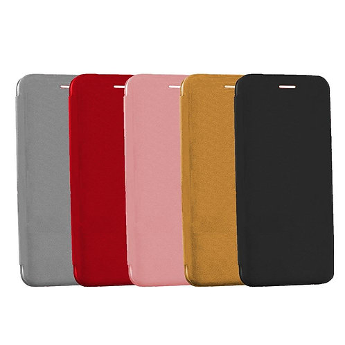 COMPATIBLE 360 PROTECTIVE FLIP BOOK CASE FOR SAMSUNG GALAXY NOTE 10 PLUS
