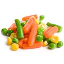 RETAILER BRAND MIXED VEGETABLES 1 KG