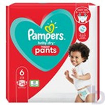 PAMPERS BABY - DRY NAPPY PANTS