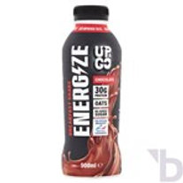 UP & GO ENERGIZE STRAWBERRY BREAKFAST SHAKE 500 ML