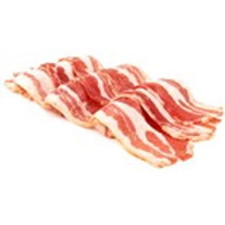 STREAKY BACON SMOKED O/L 300 G
