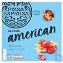 PIZZA EXPRESS CLASSIC AMERICAN PEPPERONI PIZZA 250 G